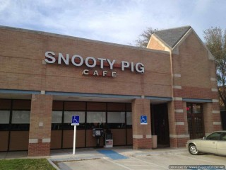 Snooty Pig Cafe Colleyville Tx
