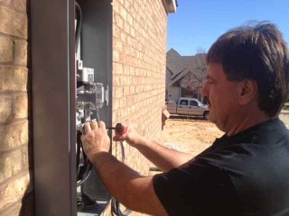 Electric Panel Diagnostics North Richland Hills TX Home Service Call