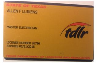 Texas-Master-Electrician-License-Copy